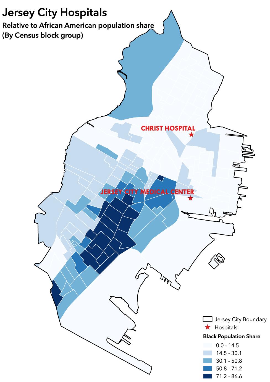 Jersey City Hospitals