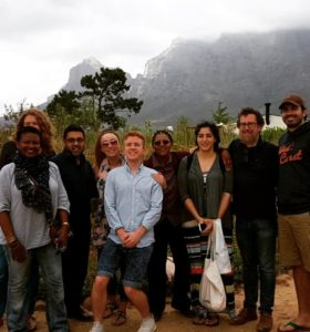 A week of learning and 'unlearning' with global activists in South Africa...