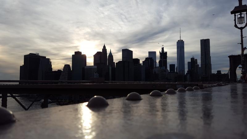 Slán tamaill New York
